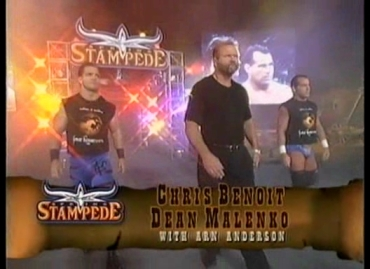 Chris Benoit.Dean Malenko.vs.Raven.Perry Saturn.WCW.Spring.Stampede.1999.avi_000189120