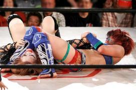JWP KANA VS Hanako Nakamori