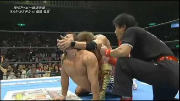 Kazuchika Okada (c) vs. Hiroshi Tanahashi (NJPW,King of Pro Wrestling 2013)   Wrestling Obsessed