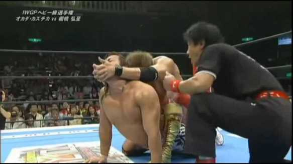 Kazuchika Okada (c) vs. Hiroshi Tanahashi (NJPW,King of Pro Wrestling 2013) | Wrestling Obsessed