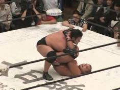 BJW - Masato Tanaka vs. Daisuke Sekimoto (2008.04.28 ).avi_20160518_170320.693